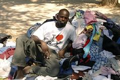 Refugees from Sudan's Darfur Region