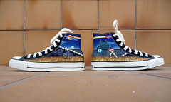 Street Fighter Converse