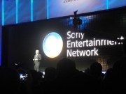 CES 2012 - Sony press event - Sony Entertainment Network