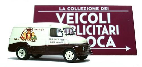 IXO Fiat 615 Ferrero