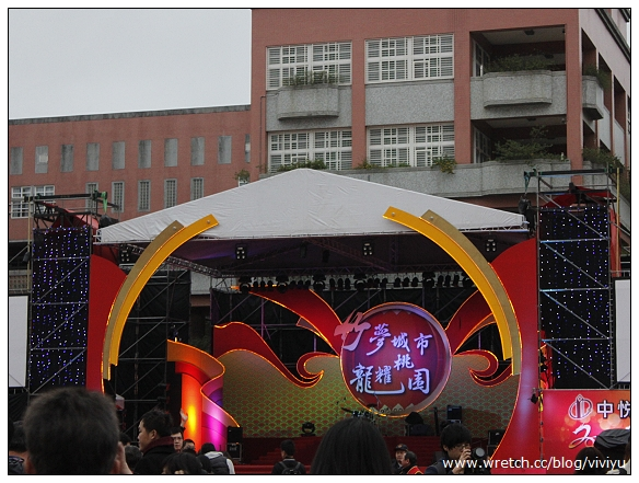 [旅遊.桃園]2012桃園燈會~竹夢城市 龍耀桃園 @VIVIYU小世界