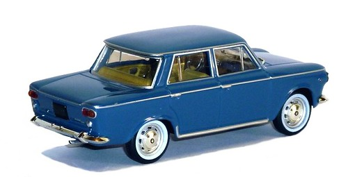 Fiat 1300 Starline rear