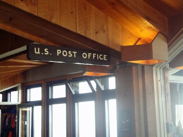 Mt. Washington Summit Post Office