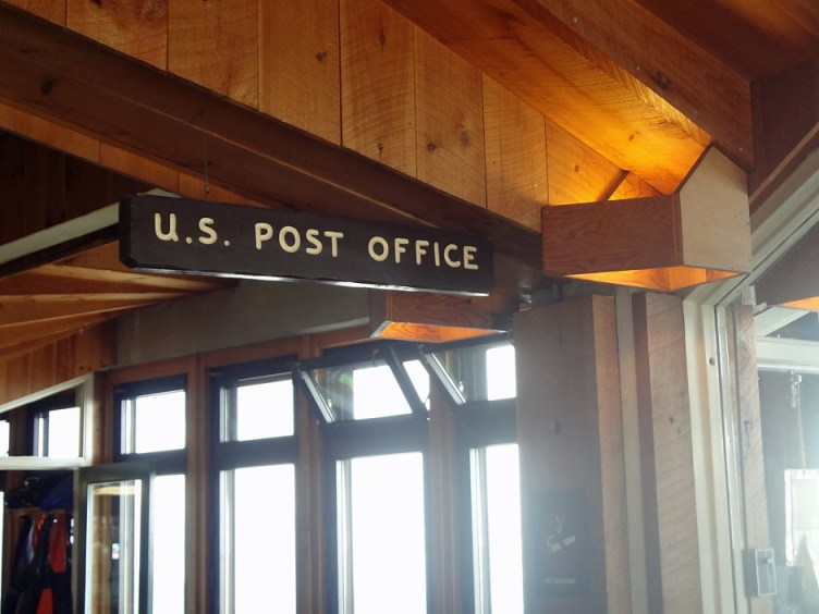 Mt. Washington Summit Post Office