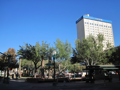 Picture from Downtown El Paso