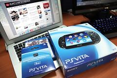 PS VITA (PlayStation Vita)