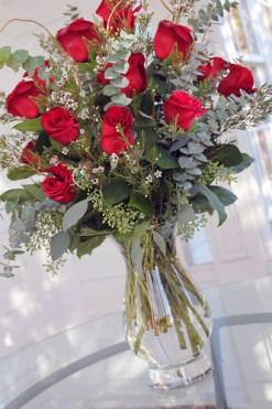 Valentine's Day Roses by the Dozen