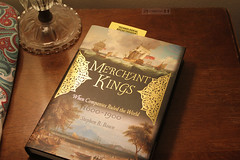 Book: Merchant Kings -- When Companies Ruled t...