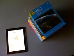 iPad vs Textbooks