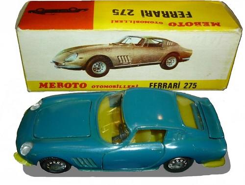 Meboto Ferrari 275