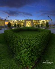 Iron Mosque, part II.I