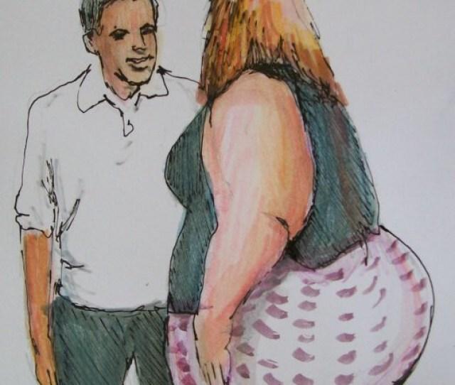 Bbw The Confrontation Size Matters Jeffsterling Tags Portrait Irish White Sexy Male