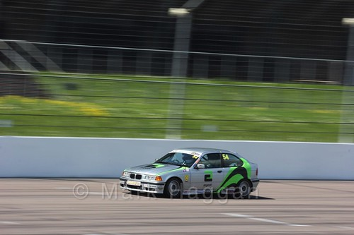 BMW Race Days series at BRSCC Weekend at Rockingham, May 2016