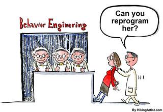 Behavior Engineering and programming psychology