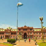 La casa rosada presidential palace