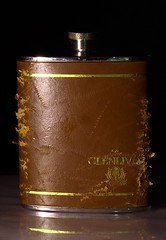 glenlivet hip flask