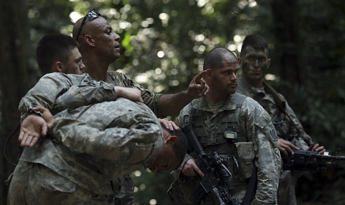 U.S.+Soldiers+at+the+French+Jungle+Warfare+School