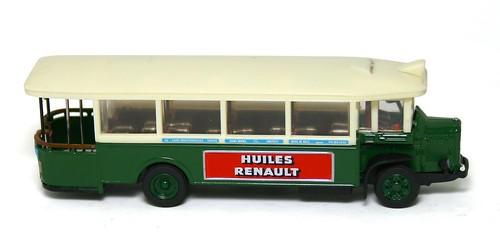 Eligor Renault bus Paris 1-87