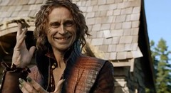 Once upon a time, Rumpelstiltskin