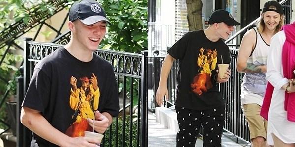 Rocco faz as pazes com Madonna e volta para casa da mãe em NY