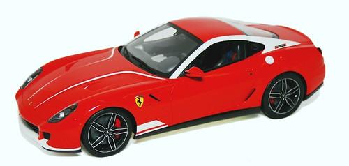 BBR Ferrari 599 Scuderia Ferrari