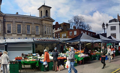 kingston market