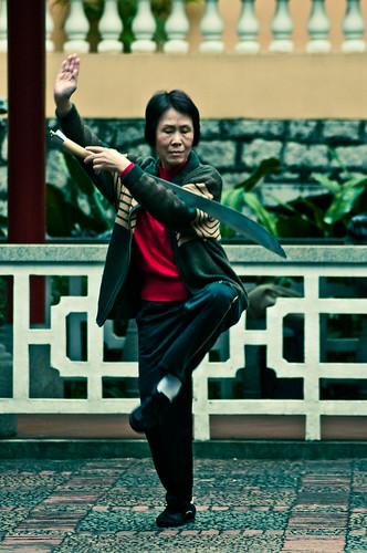 Tai Chi Chuan by marinalwang, on Flickr