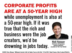 Nick Hanauer on Corporate Profits