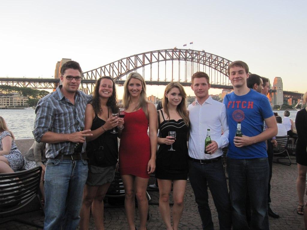 Sydney Harbour Bridge- Sydney, Australia