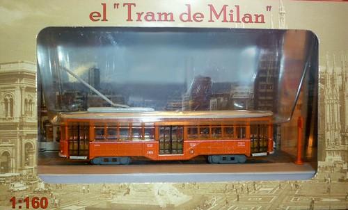 Tram-de-Milan