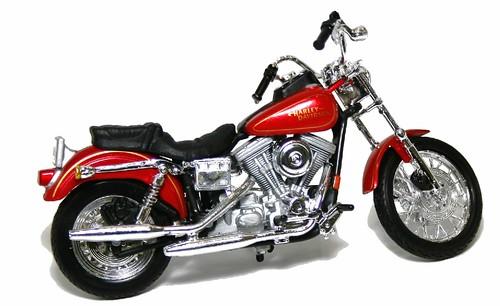 Maisto Harley FXDL Dyna Low Rider