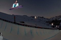 Jeep People @ X Games - Kelly Clark