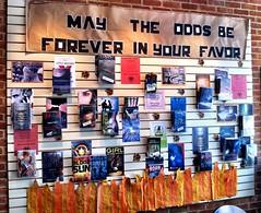 Hunger Games Display