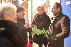 Der Landesvorsitzende der Grünen in NRW Sven L...