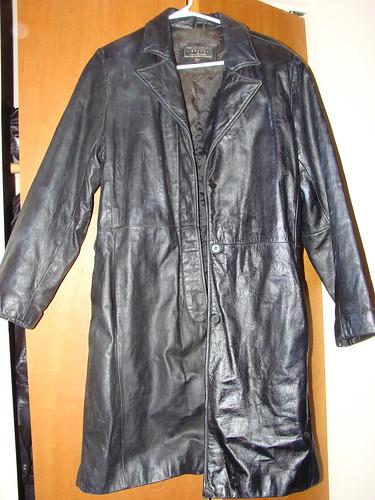 deconstruction leatherjacketredesign
