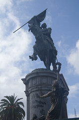 "Monumento al general San Martín • <a style=""font-size:0.8em;"" href=""http://www.flickr.com/photos/76041312@N03/6860454336/""  on Flickr</a>"