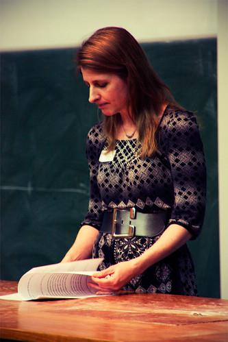 Tricia Sullivan, Picocon 2012 (Íomhá: the_eggwhite)