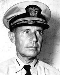 ADMIRAL RAYMOND A. SPRUANCE, USN