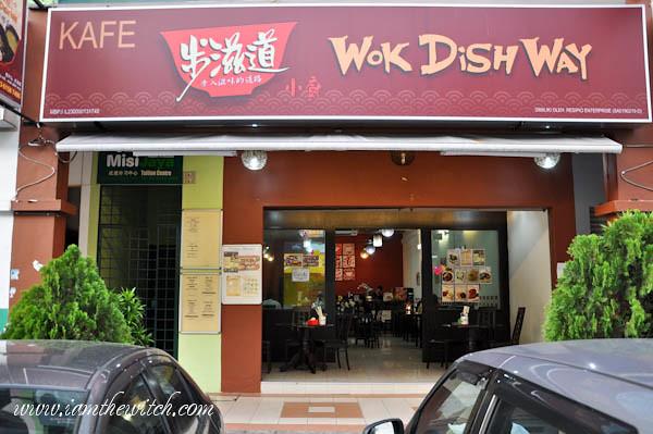 Wok Dish Way