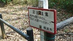 熊野神社市民の森(案内標識)(Kumano Shrine Community Woods)