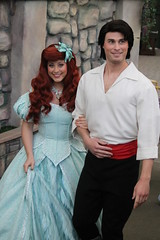 Ariel and Prince Eric