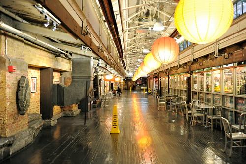 Chelsea Market, New York City