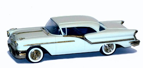 Brooklin Oldsmobile Starfire 98 1957