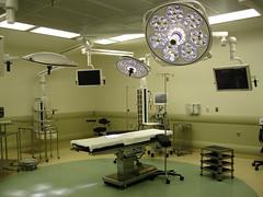 Cardiac operating room