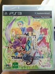 Tales of Grace f (English) get!! (Even though ...