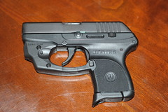 The Ruger LCP .380 ACP