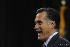 Romney Speaks in Detroit