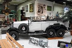1934 - 1939 Mercedes-Benz W31 (Typ G4)