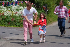 """Diamond Jubilee street party • <a style=""""font-size:0.8em;"""" href=""""http://www.flickr.com/photos/80046288@N08/7160761035/"""" target=""""_blank"""">View on Flickr</a>"""