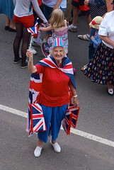 """Diamond Jubilee street party • <a style=""""font-size:0.8em;"""" href=""""http://www.flickr.com/photos/80046288@N08/7346036180/"""" target=""""_blank"""">View on Flickr</a>"""